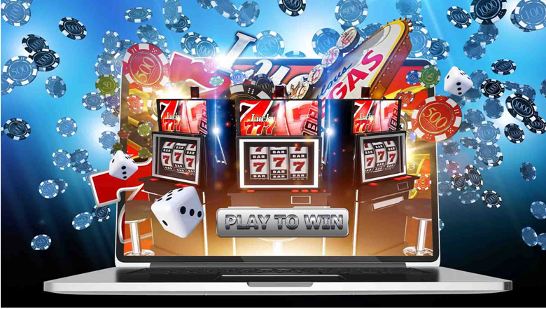 Poker in online gambling game