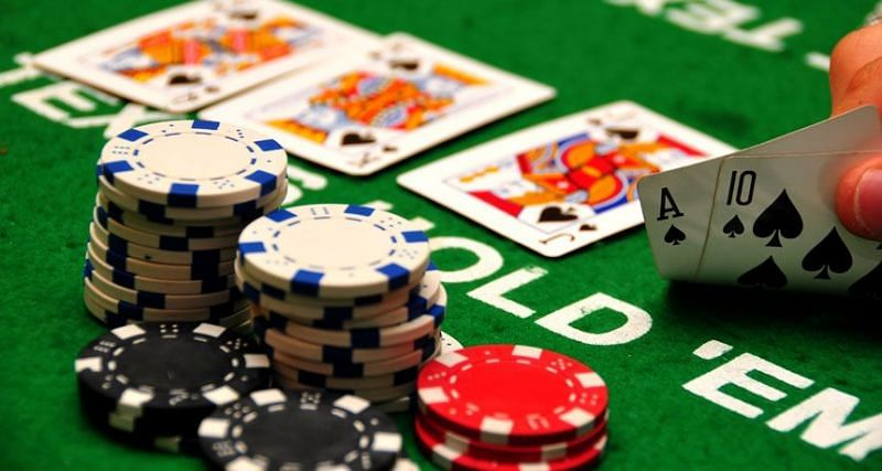 The Historical Past Of Casino Informed By Tweets